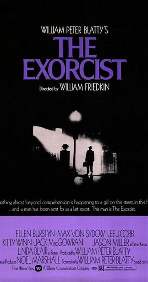 exorcist film music the exorcist 1973 imdb