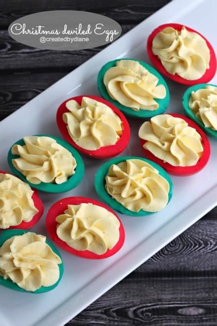 decorating deviled eggs for xmas deviled eggs decoration lights card and decore