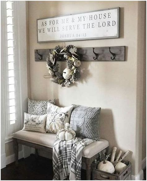 ways to decorate home 10 chic ways to decorate your entryway wall 2 for the