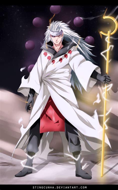 Jaket Anime Rikudou Mode madara rikudou sennin mode uzumaki boruto