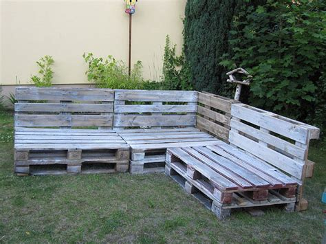 Idées Palettes Bois by Que Fabriquer Avec Des Palettes En Bois Recycler