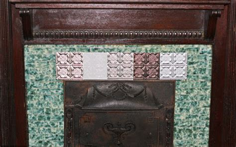 fireplace tile cover up plan how about orange