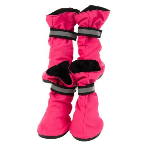petsmart boots protect paws from frosty pavement with top paw 174 boots petsmart 14 99