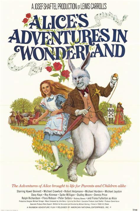 alices adventures in wonderland every 70s movie alice s adventures in wonderland 1972