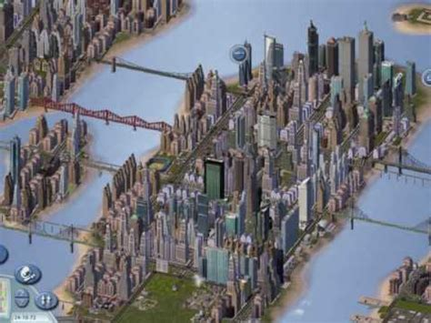 simcity 4  new york city  (large tile and detailed) youtube