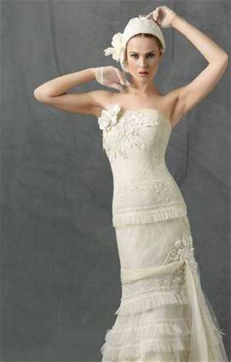 imagenes de vestidos de novia estilo años 20 vestidos novia estilo a 241 os 20 boda
