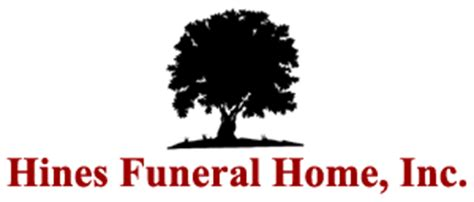 hines funeral home inc hartsville sc legacy