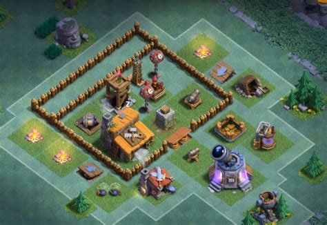 layout of coc th3 top 18 best builder hall 3 base new anti 1 star