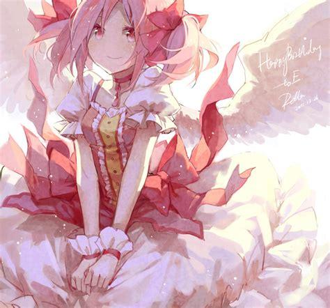 Madoka Kid Pink Kaname Madoka 1372217 Zerochan