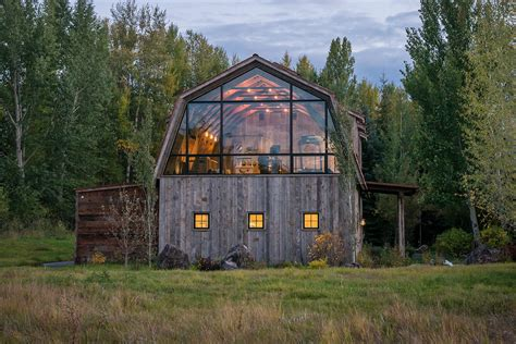 barn architecture the barn is the exle of modern rustic design