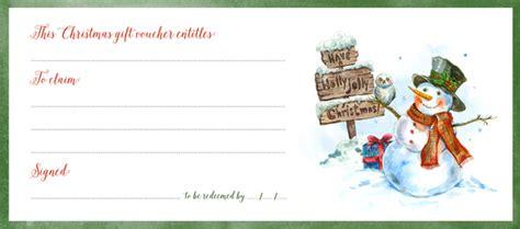 printable gift voucher christmas printable vouchers printable coupons printable coupon