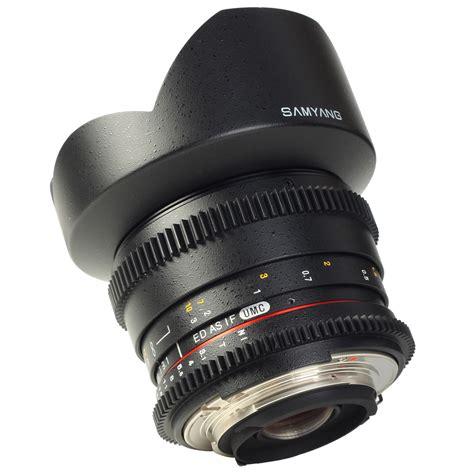 Samyang 14mm T3 1 Vdslr Lens Mkii samyang 14mm t3 1 vdslr lens mkii canon nikon sony