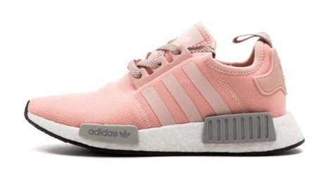 Adidas Nmd R1 Vapour Pink Light Onyx Grey 37 40 adidas nmd r1 pink grey royal culture