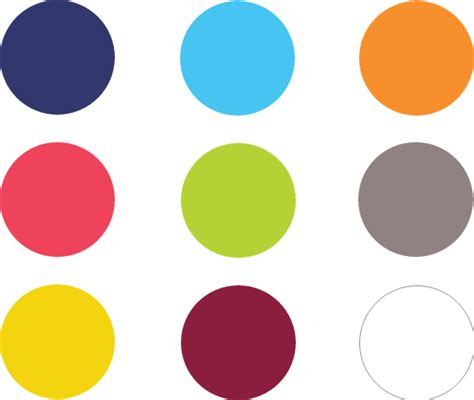 color dots mike cardus 19 ideas