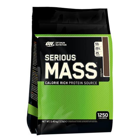 Suplemen King Mass On Serious Mass 12 Lbs Whey King Supplements