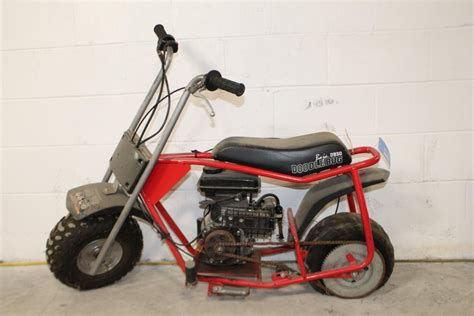 used doodlebug mini bike baja db30 doodlebug mini bike property room