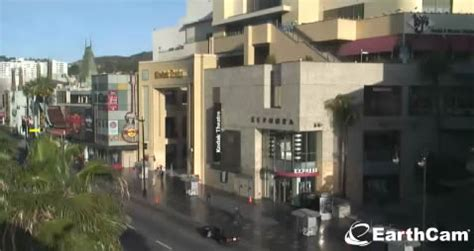 kodak theater hollywood walk of fame