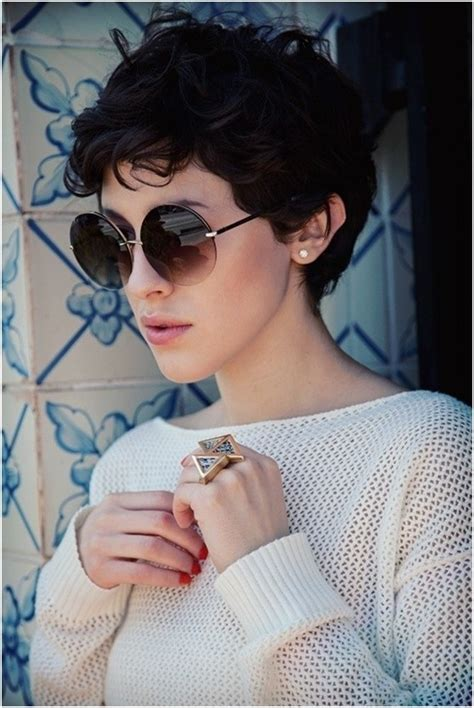 2014 summer curly bouncy thick short hairstyle for mature ladies synthetic heat resistant lace 10 hottest short hairstyles for summer 2018 popular haircuts
