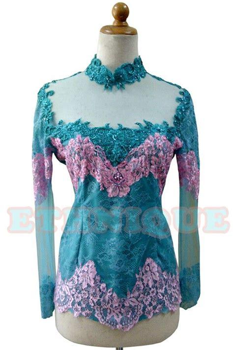 Dress Brokat Flowers Antiiqa 1 362 best kebaya images on dress modest