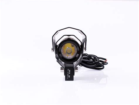 3000lm motorcycle led u8 fog spot headlights high low beam