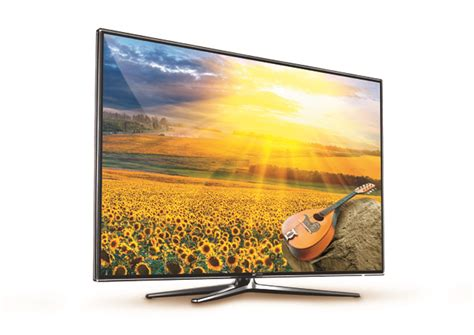 Tv Samsung Second led tv suit