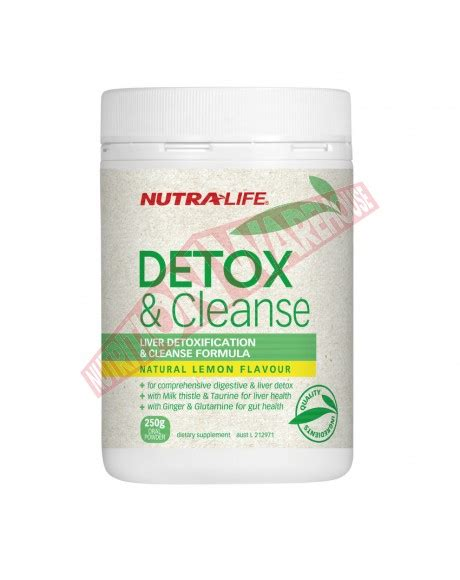 Nutra Cleanse Detox by 3 In 1 Complete Detox Cleanse Powder By Nutra Big