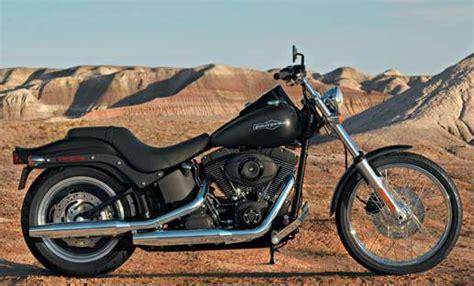 Seblak Kering Galing harley davidson fxstbi 2007 bei motorrad matthies