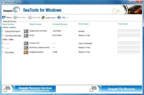 format seagate hard drive for windows 7 checkgett seagate seatools for windows 1 4 0 2