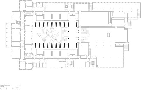 carleton college faculty club floor plan imperial war museum foster partners archdaily
