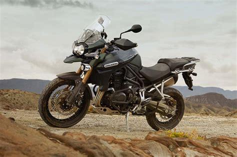 Motorrad Test Triumph Tiger Explorer by Triumph Tiger Explorer Xc Im Test Motorrad Tests