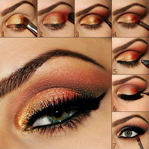 younique tutorial eyeliner younique pigments sunset eye hair nails beauty