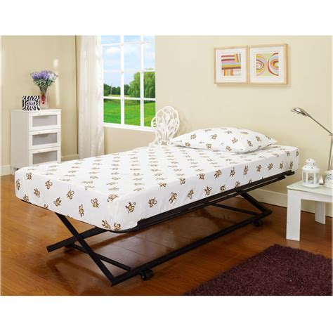 day bed twin axon twin size pop up trundle for day beds or guest bed