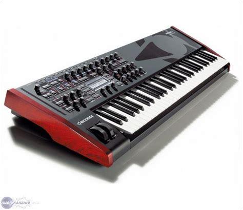 Keyboard Virus Ti un synth 233 tiseur universel avis access virus ti keyboard audiofanzine