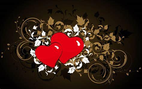 wallpaper simbol love  keren