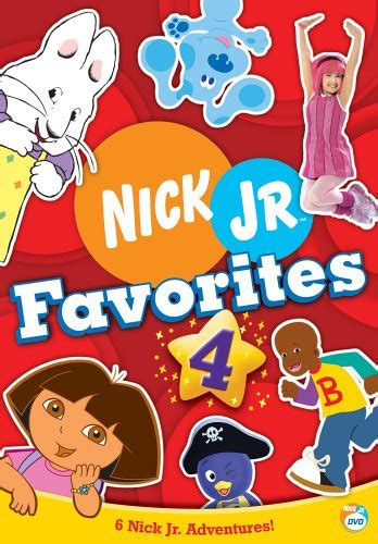 Favorites Book 3 nick jr favorites cd covers