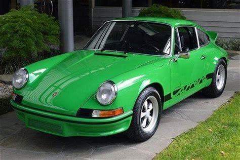 1973 porsche 911 rs replica for sale 1973 porsche 911 rs german cars for sale
