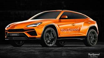 Top Speed Of Lamborghini Lamborghini S Urus Suv Will Pack 650 Horsepower News
