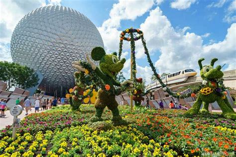 disney flower and garden festival 2017 epcot flower and garden festival outdoor kitchen