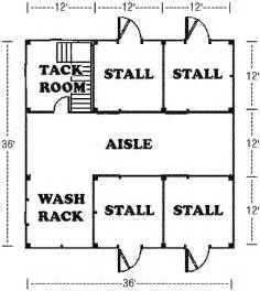 Large Horse Barn Floor Plans by Barn Plans Stable Designs Building Plans For Horse