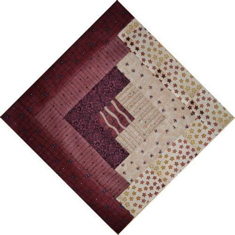 log cabin quilt blocks ebay