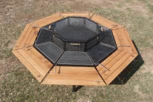pit table grill awesome grills