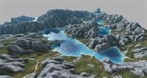webgl gpu landscaping and erosion codeflow