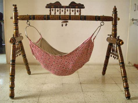 baby swing india indian style old wooden baby swing indian cradle julla