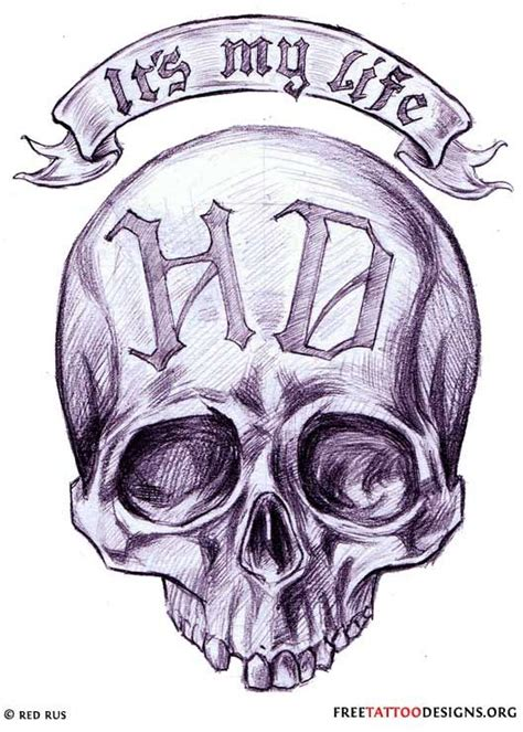 harley davidson skull tattoo designs 17 ideas about harley davidson tattoos on