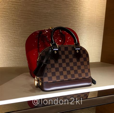 l2kl dec special price alma bb damier ebene rm4 805 it reserve it before it s whatsapp us
