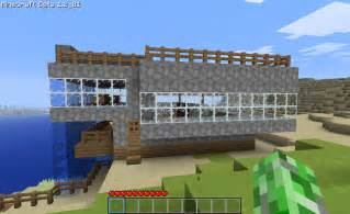 home design for minecraft minecraft modern house by creeperbehindyou on deviantart
