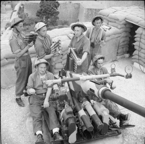 The Miracle Of Air Mata royal artillery malta war diary