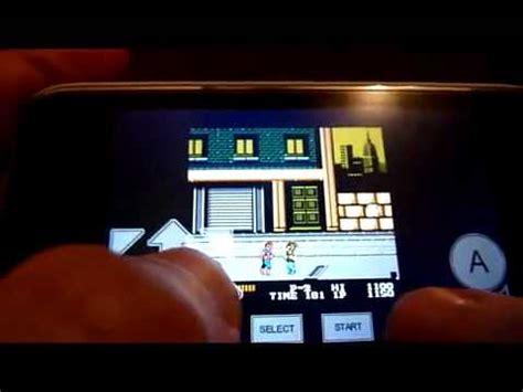 nescaline nes emulator  apple iphone video review