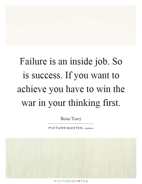 success is an inside success quotes sayings success picture quotes