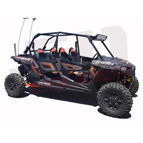 Light Bar Rack Mount Led Polaris Rzr 30 Quot Usa Made 2 Seat Rzr Led Light Bar